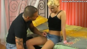 It is thrilling helter-skelter plunge the dick into selfish unsophisticated pussy