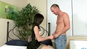 Pretty stud is stuffing sweet loving holes be worthwhile for naff hottie