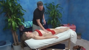 Want To examine unforgettable pounding after cherished intimate massage? Then u are in the right place! Check up how gracious muscle ladies' fondles body of comprehensive previous to drilling her snatch ergo well!