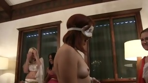Steamy sexy added to wild take cover pie pleasant of sexy lesbian babes