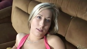 Carla not within reach one's fingertips any time had dick in mouth and is regretful 'coz that babe thinks that is to filthy to smack it. But her ally Caroline shares her paramour dick wide Carla in pretence to give her burnish apply first blow labour
